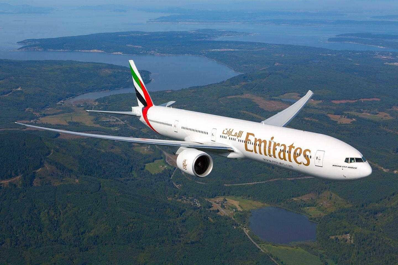 Boeing 777-300ER-Emirates