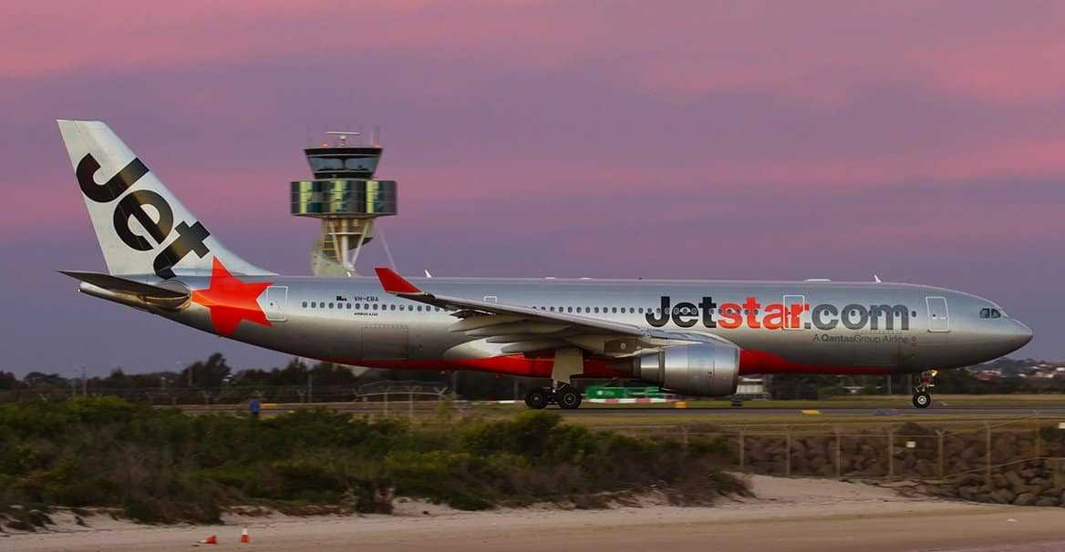 Jetstar Airways,