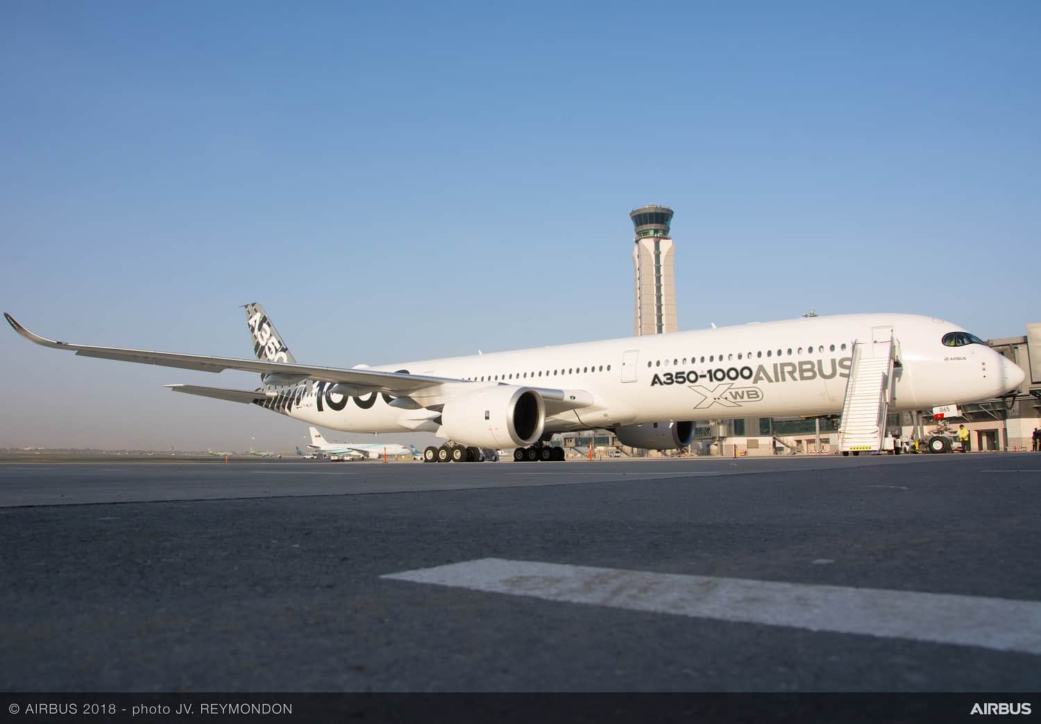 Demo A350-1000-001 tur Muscat