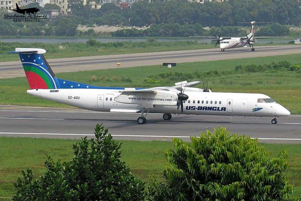 S2-AGU-Bombardier, Dash-8-Q400