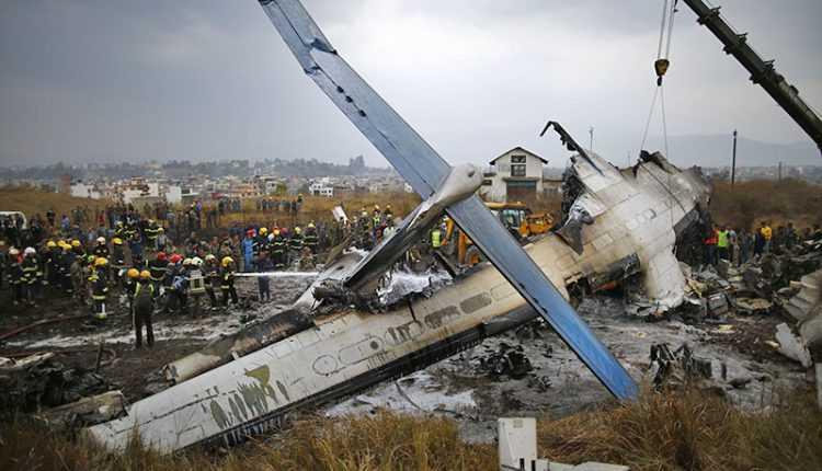 incidente-DHC-8-1 Kathmandu