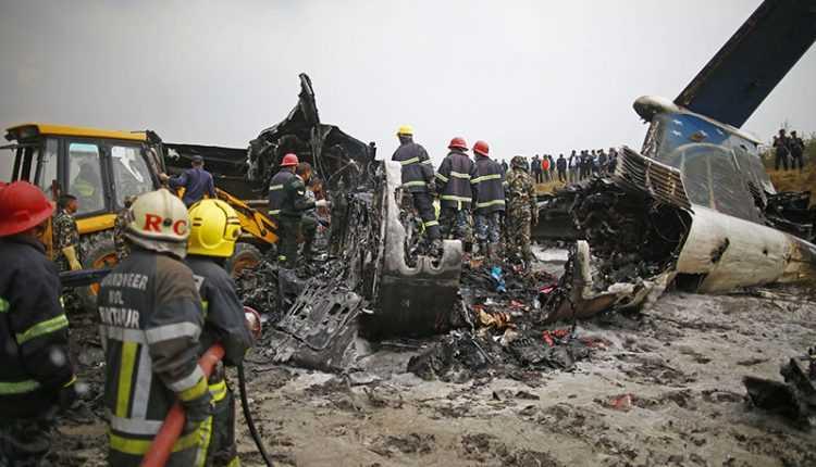incidente-DHC-8-3 Kathmandu