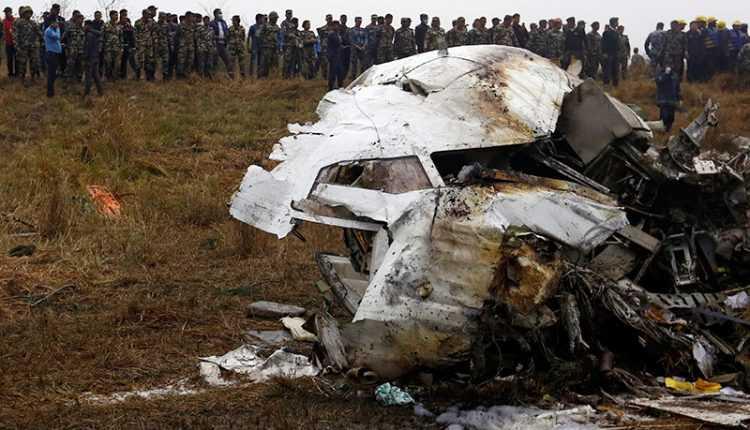 accident-DHC-8-4 Kathmandu