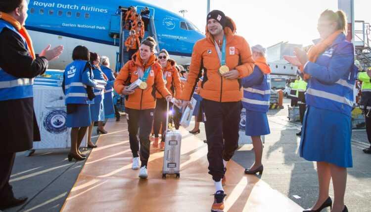 olimpik takımlı Hollanda asal Amsterdam-4