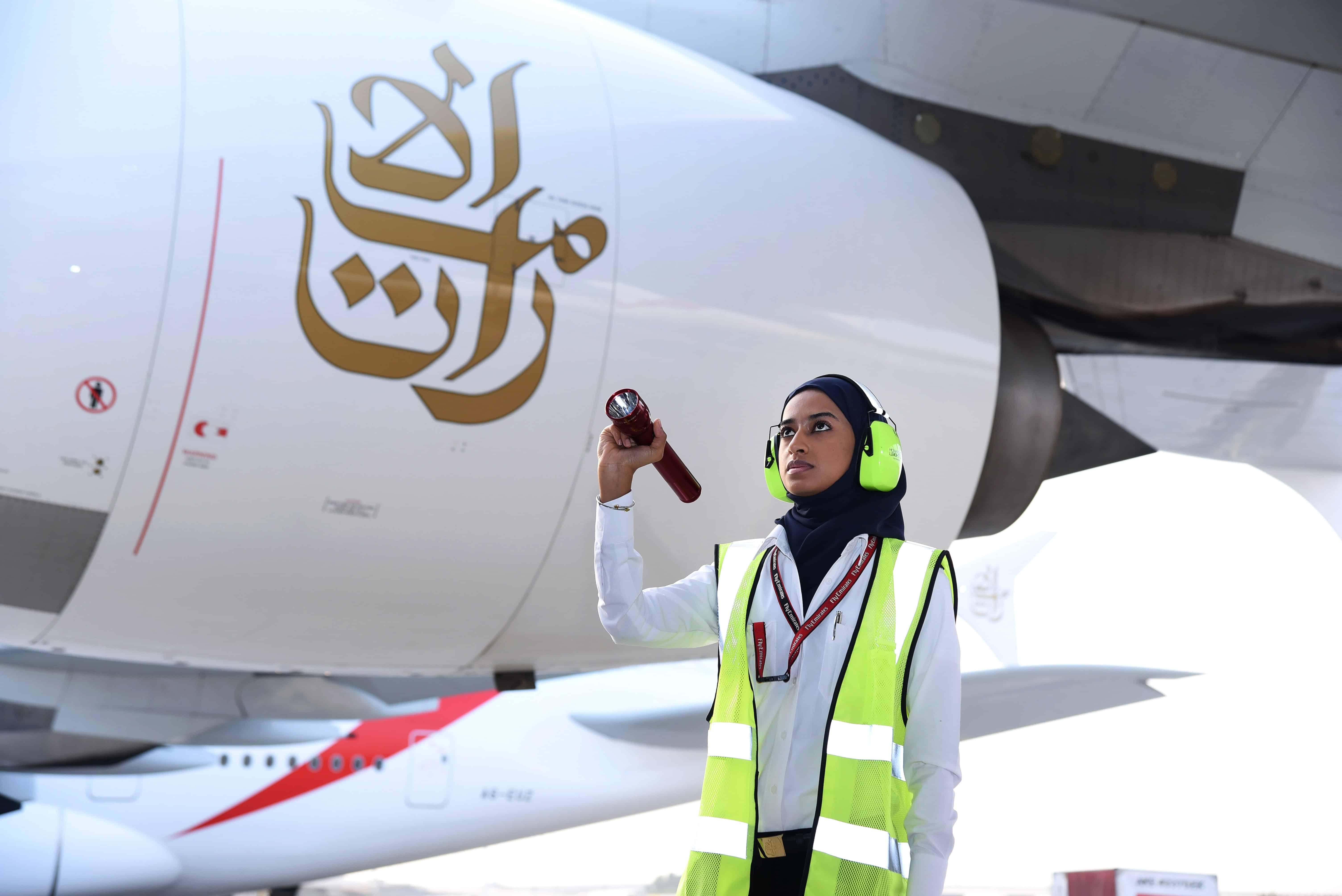 чек-A380-Emirates