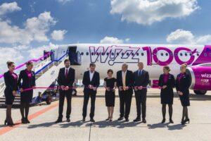 Cluj Napoca - Londra Gatwick cu Wizz Air, din 31 martie 2019 @ Aeroport Cluj Napoca   Cluj-Napoca   Județul Cluj   România