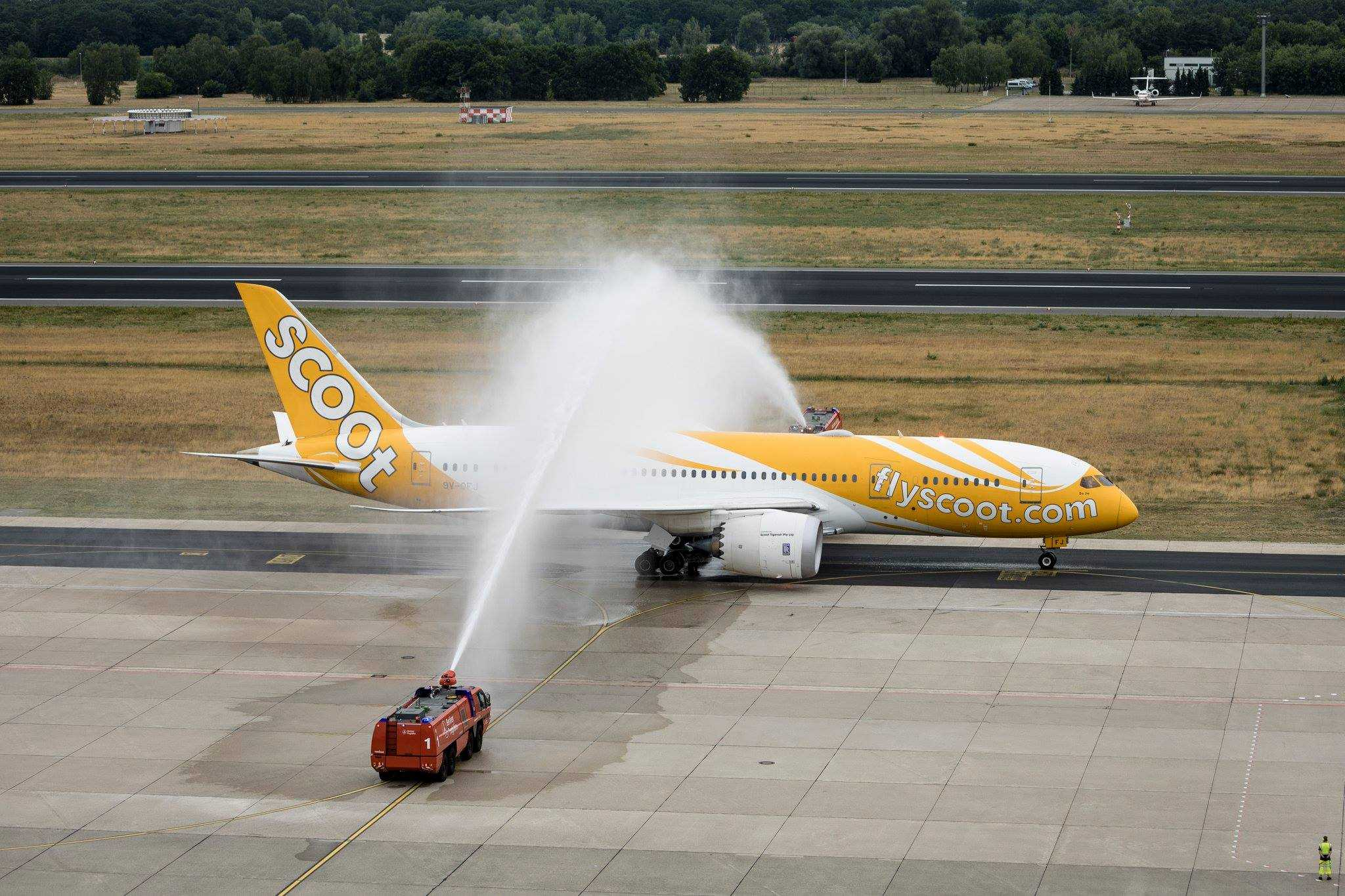 opening-flight-scoot-Singapore-berlin
