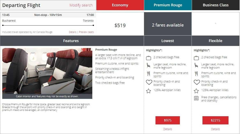 plans-tariff-air-canada-rouge-premium-economy