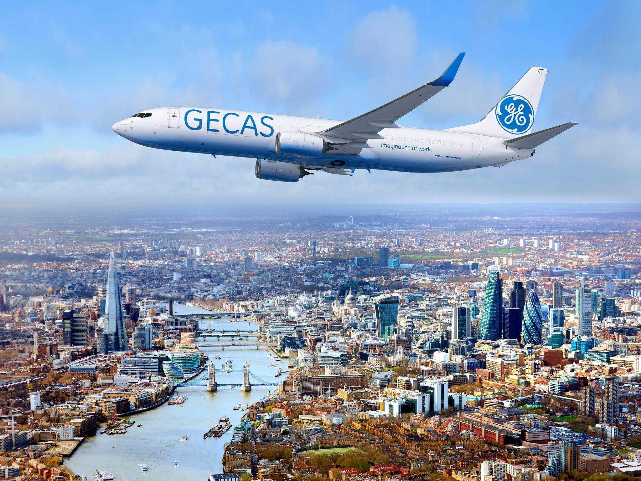GECAS-Boeing