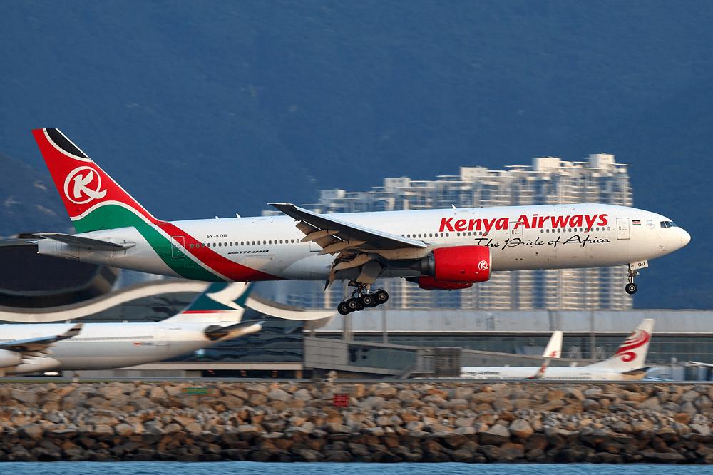 Kenya Airways,