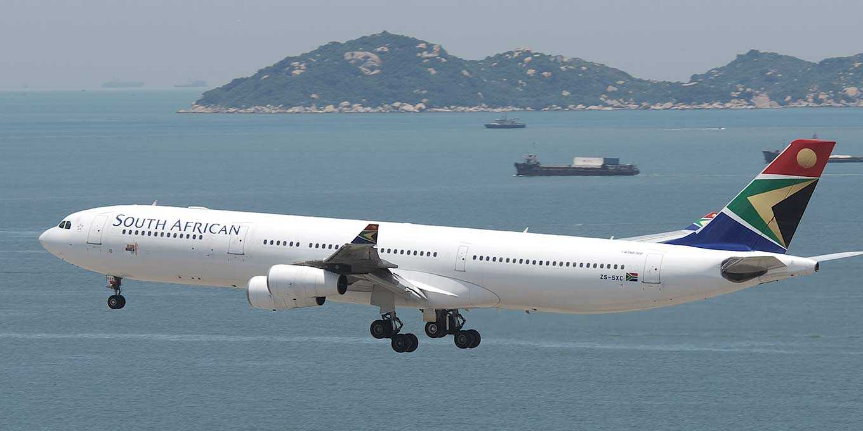 Южно-Африканский-Airways