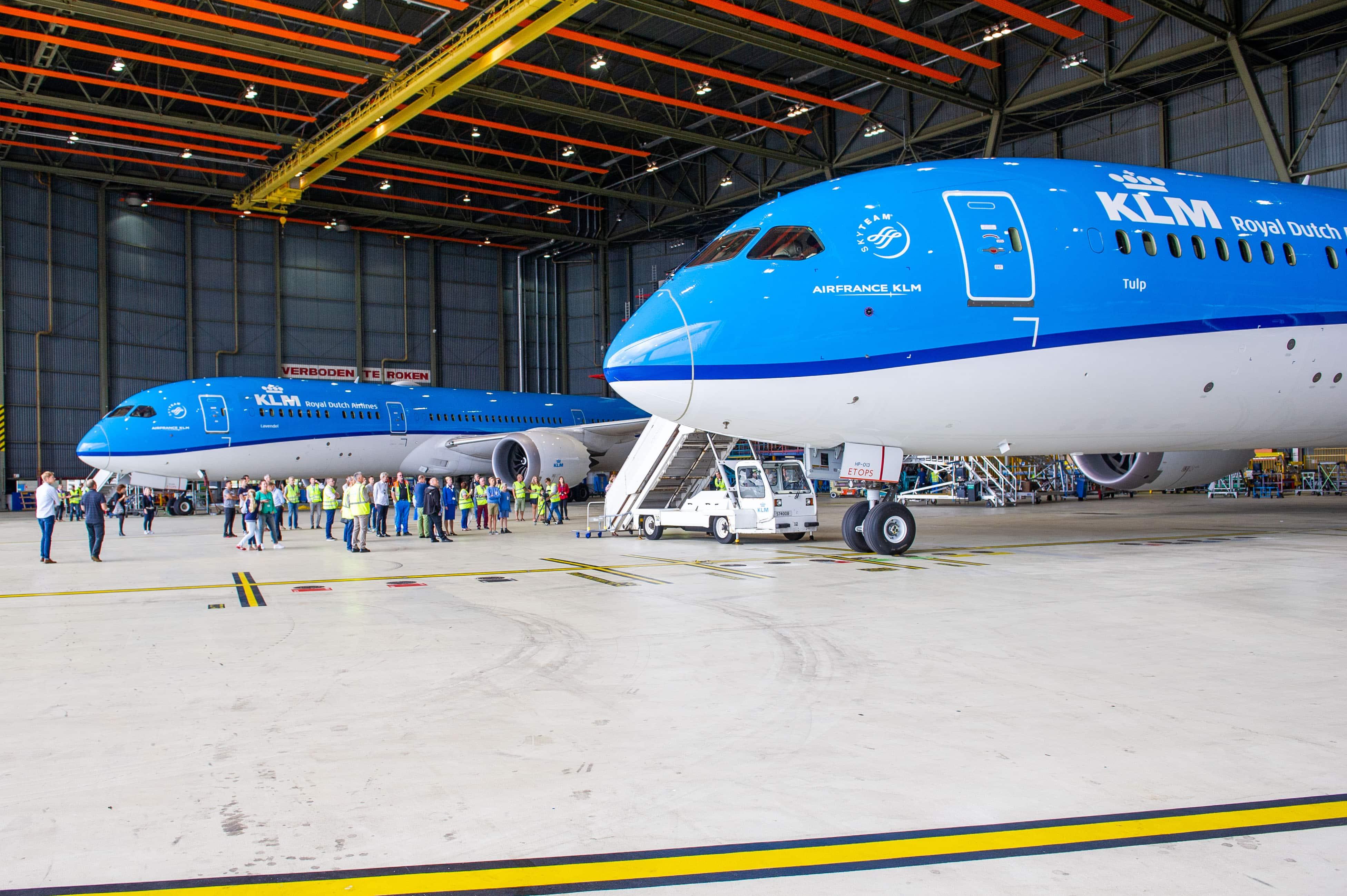 Boeing-787 9-KLM