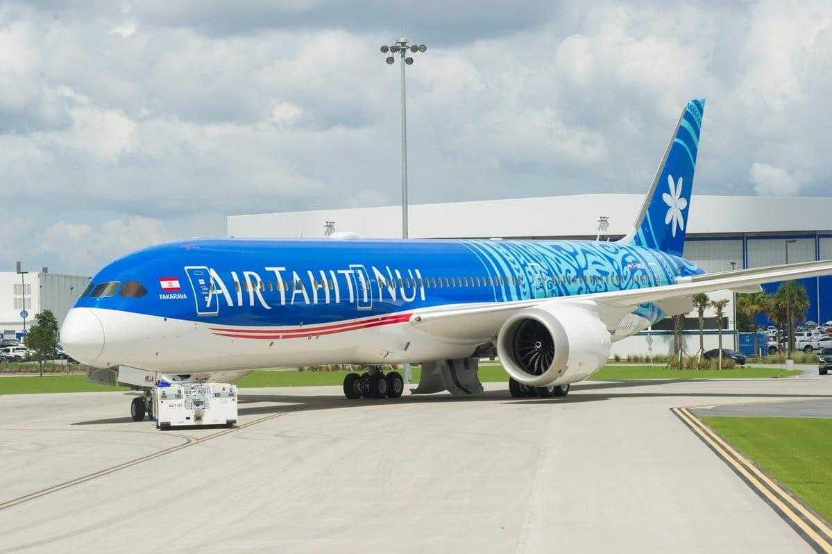 Air Tahiti Nui, 787-6-Boeing