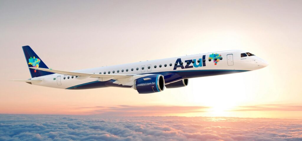 Embraer-E195-E2-Azul