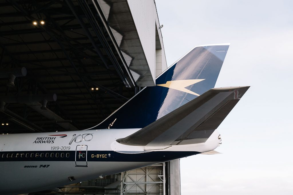 Boeing 747-G-BYGC-Britânico-Airways, BOAC-libré-7