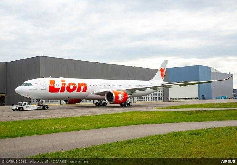 Primo Airbus A330neo-Lion Air