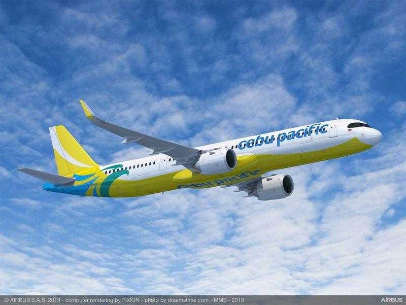 A321XLR-Cebu Pacific