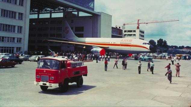 airbus-a300-primul-avion-airbus