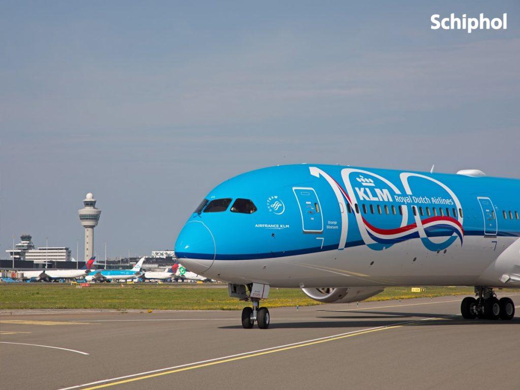 Boeing 787-10-1-клй-амстердам