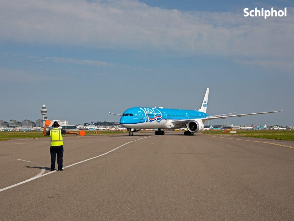 Boeing 787-10-3-клй-амстердам