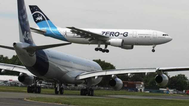 zero-g-a300-airbus