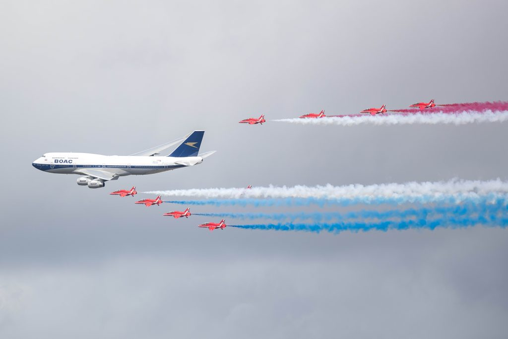 Boeing 747-britannica-Airways-Red-Arrows