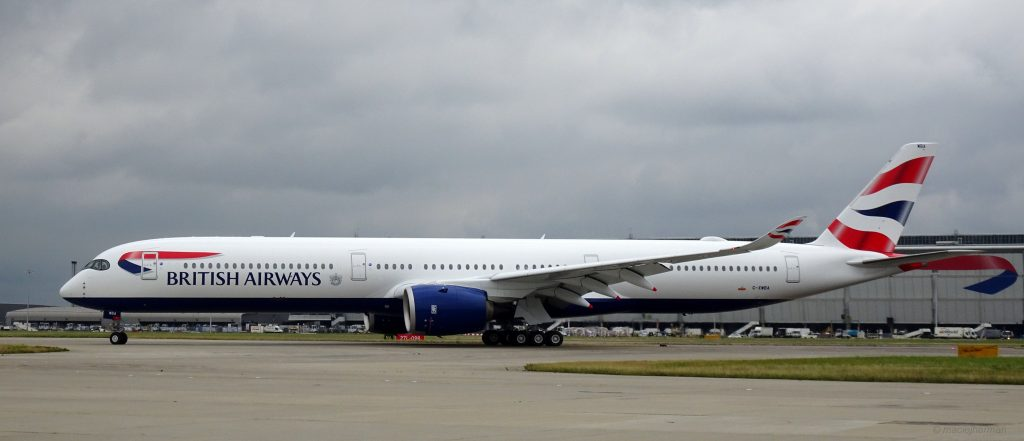 Airbus a350-1000-british-airways