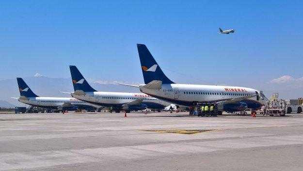 Boeing 737-200-DAP-Mineral-Airways