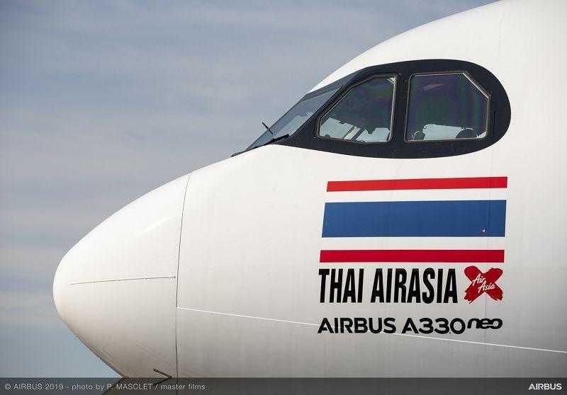 A330neo-Thai AirAsia-X-02