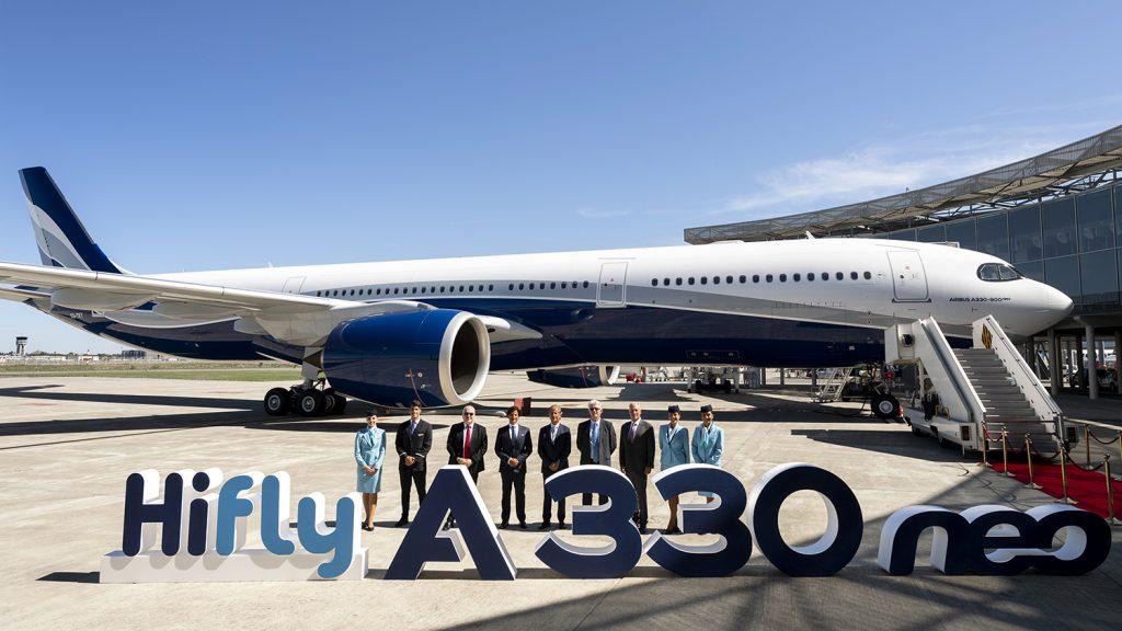 Oi-Fly A330neo
