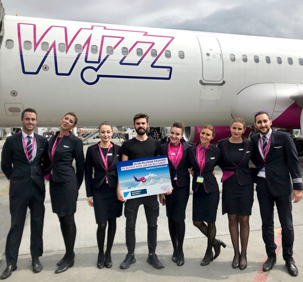 20 millions de passagers-Wizz-air