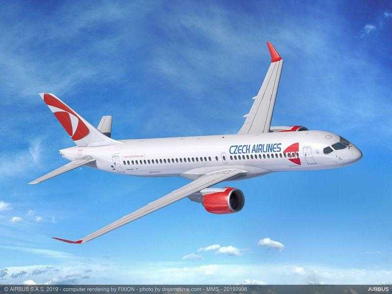 A220-300-CHECA-AIRLINES