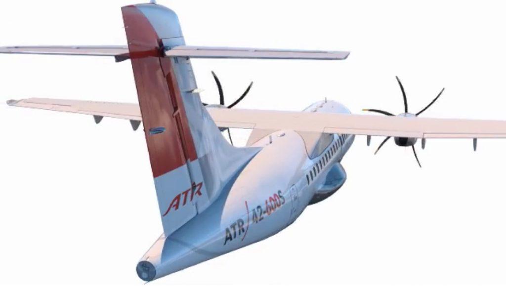 ATR-42-600S-STOL к лету короткие