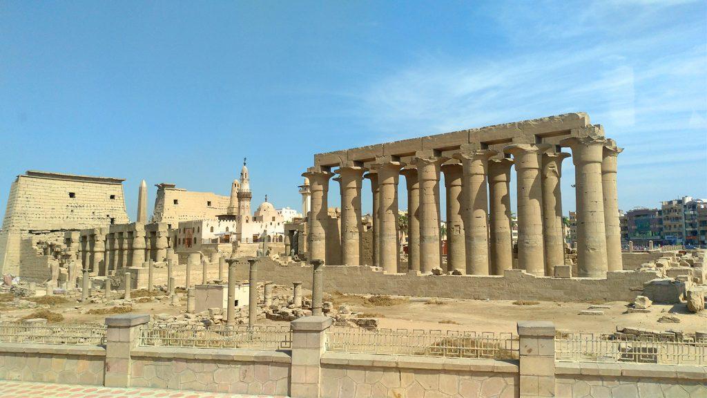 Famtrip Ägypten