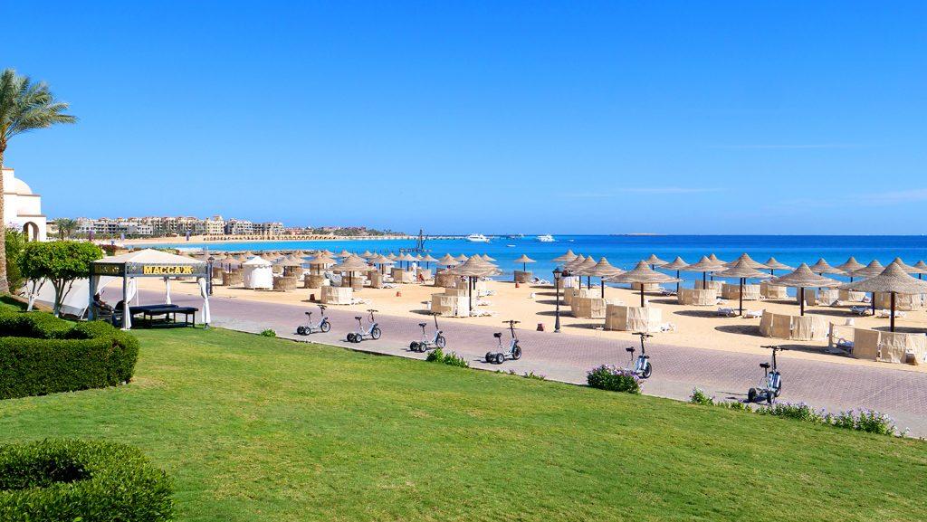 Famtrip Ägypten-Hotel-Strand