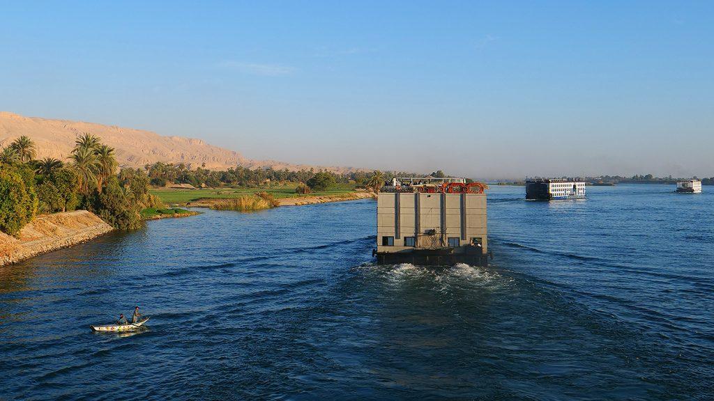 Famtrip Ägypten-nil
