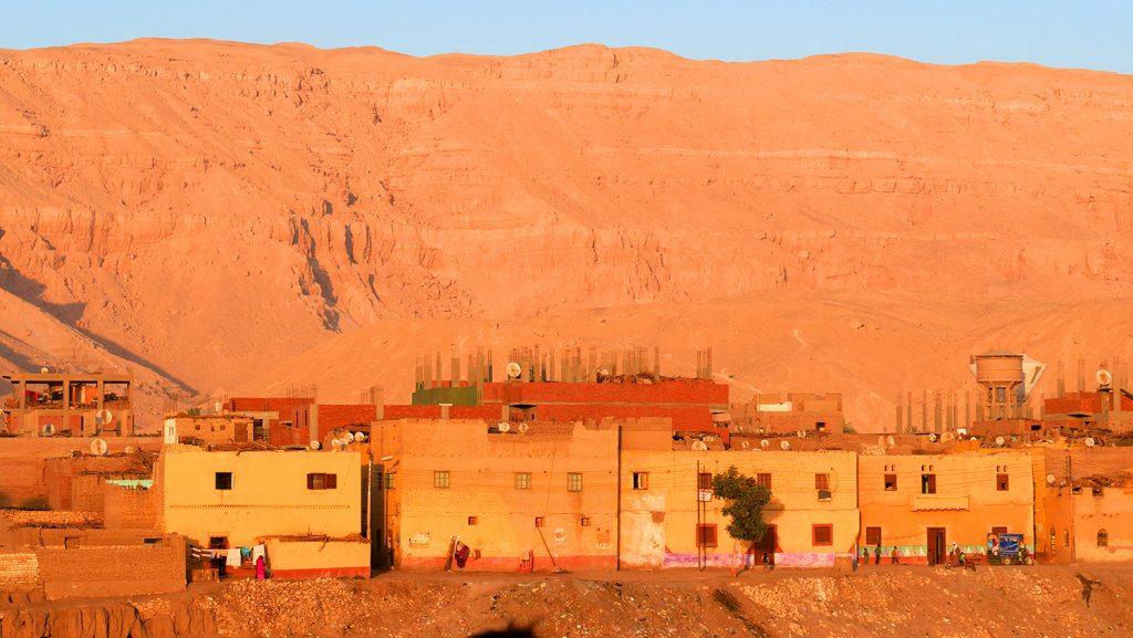 éductour Egypte village