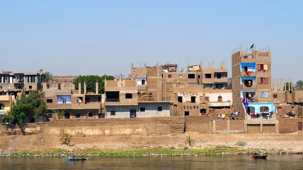 famtrip Egypt-village-poverty