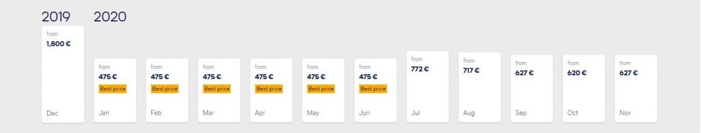 Bükreş - Lufthansa ve İsviçre ile Nairobi