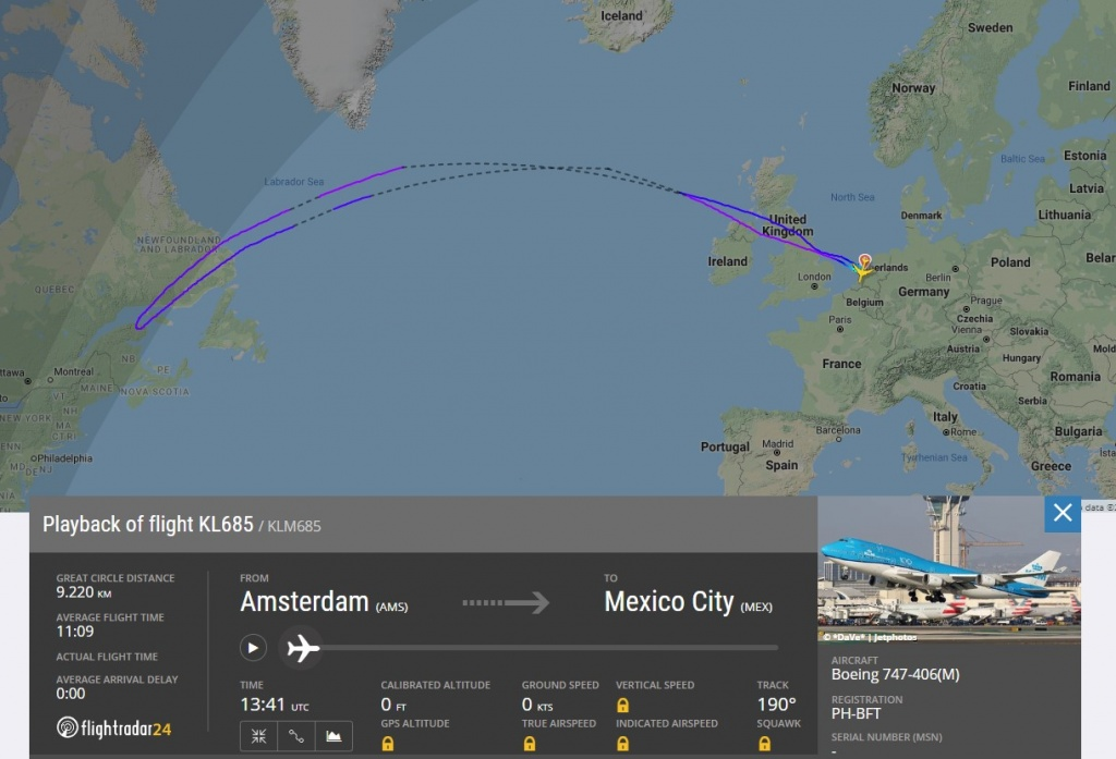 flight CLM from 11 hours amsterdam - amsterdam
