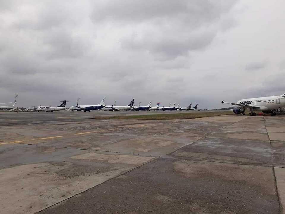 Bükreş havaalanı kodları-aktivite