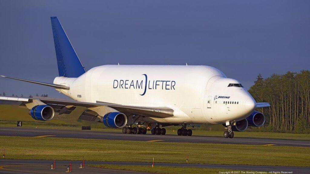 Boeing apoya la lucha contra la pandemia COVID-19