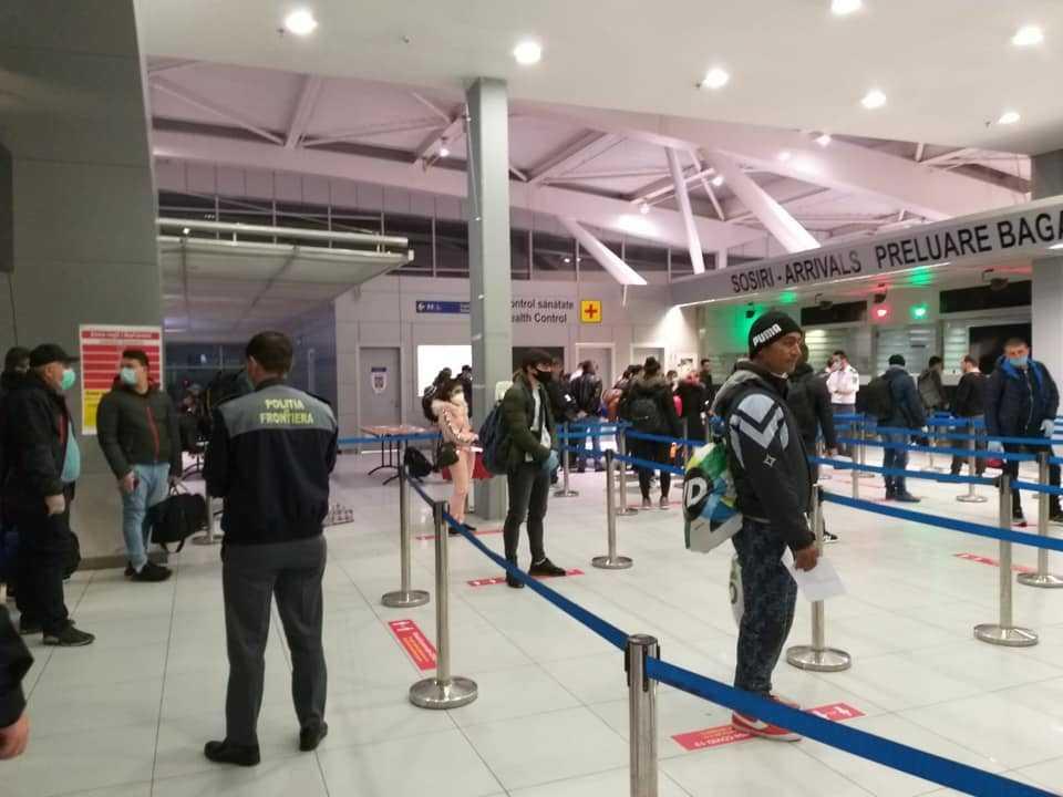 Măsuri suplimentare pentru asigurarea păstrării distanței între pasagerii