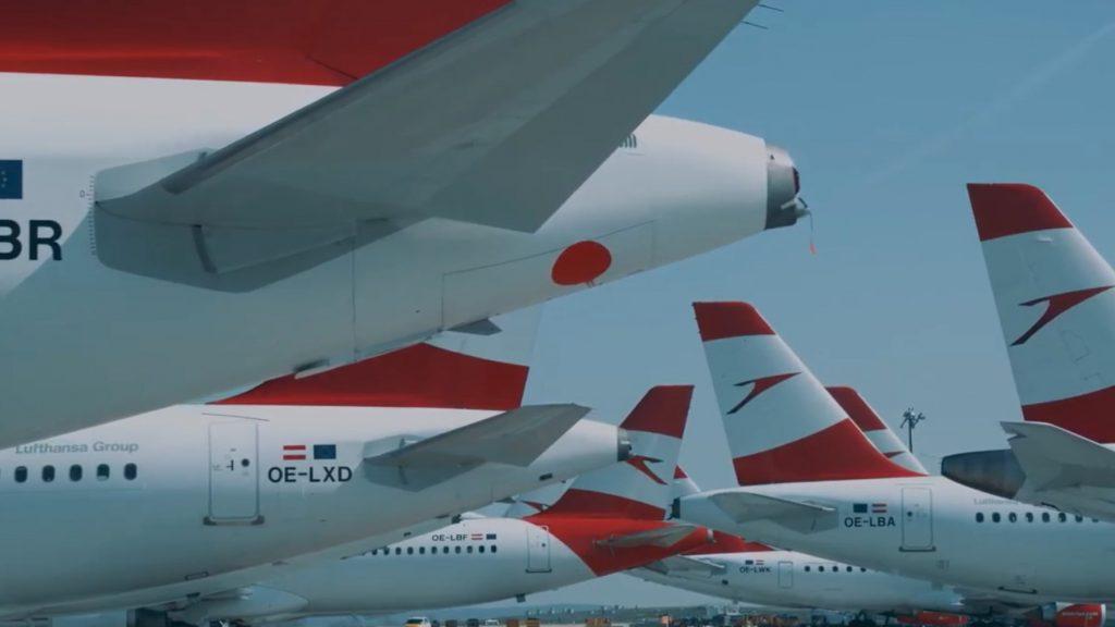 Environ 7000 XNUMX avions sont détenus au sol