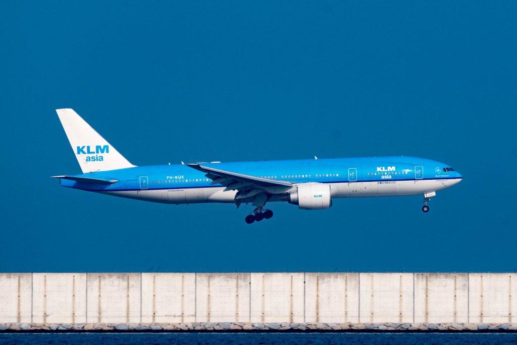 Boeing 777-200ER (PH-BQK)