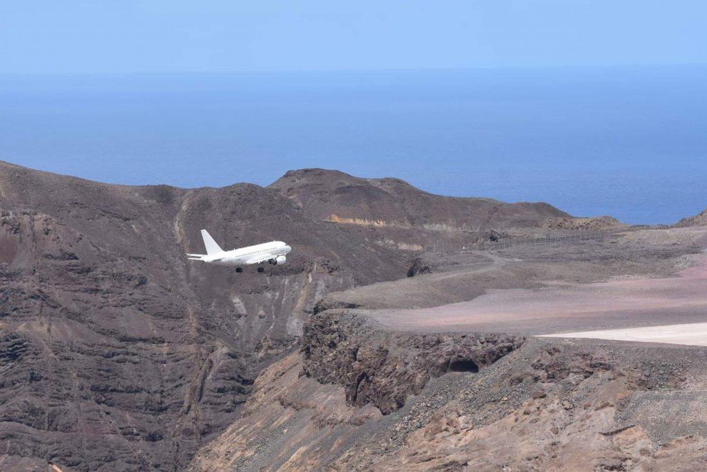 Un vol spécial vers l'endroit le plus isolé de la Terre