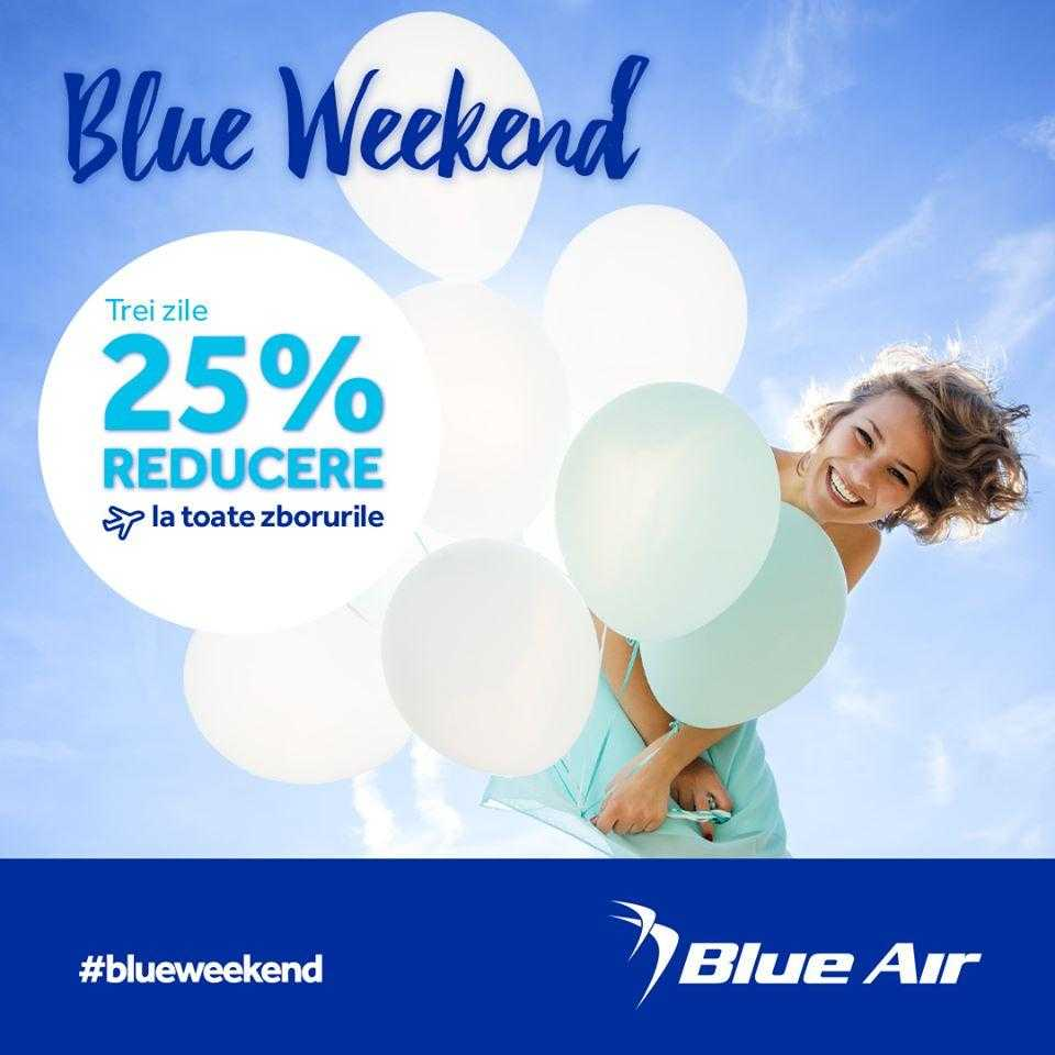 BLUE WEEKEND the Blue Air