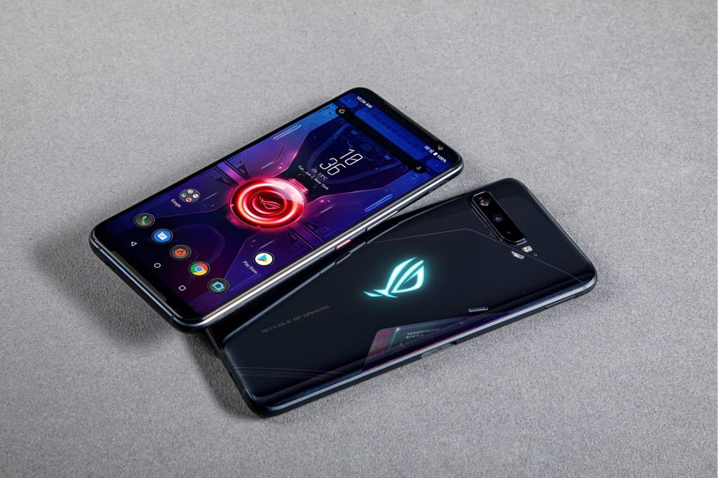 ASUS Republic of Gamers anuncia ROG Phone 3