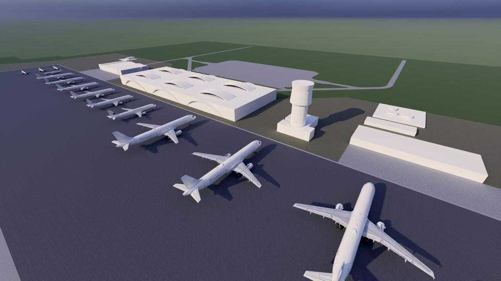 Master Plan for the modernization of IAȘI Airport