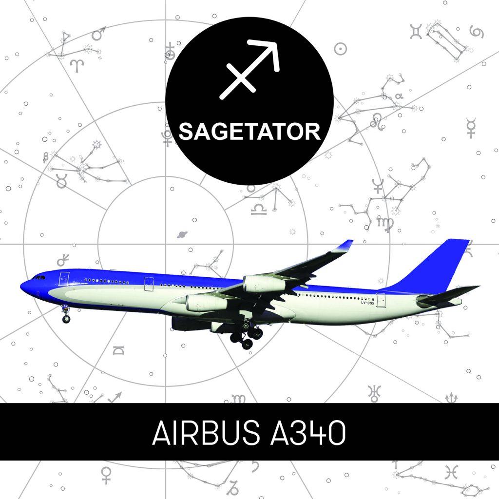 sagetator a340